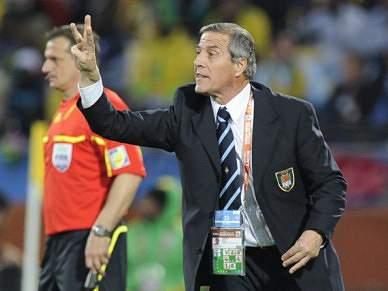 Uruguai quer fazer a festa