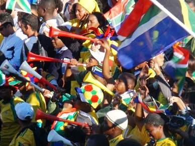 BBC ajuda a filtrar ruídos das vuvuzelas nas transmissões