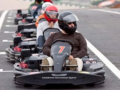 Kartódromo do Algarve abre em Julho