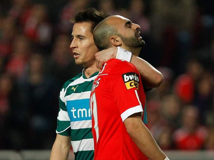 Benfica com vantagem sobre Sporting
