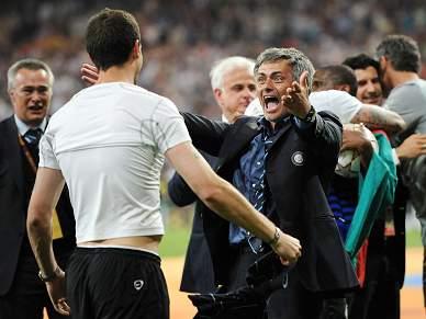 Gazzetta dello Sport elege Mourinho