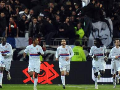 10 golos no 'louco' Lyon-Marselha