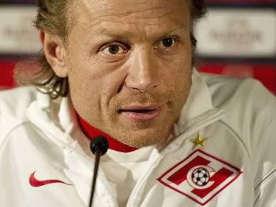 Karpin quer mostrar real valor do Spartak