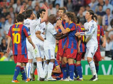Mourinho, Real Madrid e Barcelona sob a alçada da UEFA