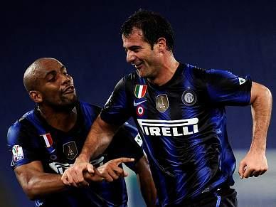 Stankovic dá vitória ao Inter