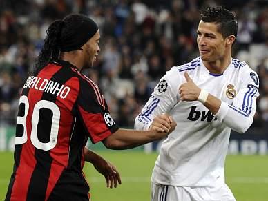 Real Madrid esteve perto de golear AC Milan