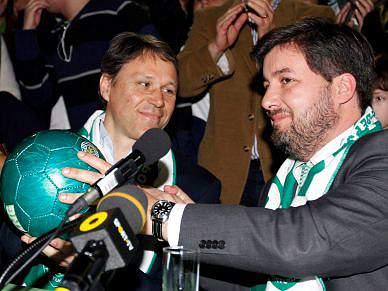 Bruno de Carvalho «Sondagens trazem-me responsabilidade»