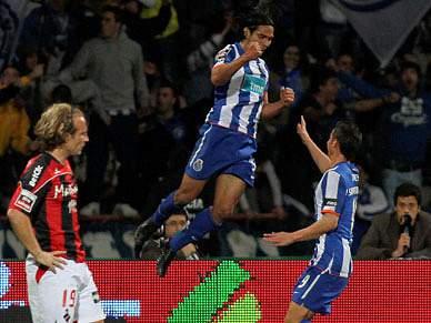 FC Porto sorriu na derrota do Benfica