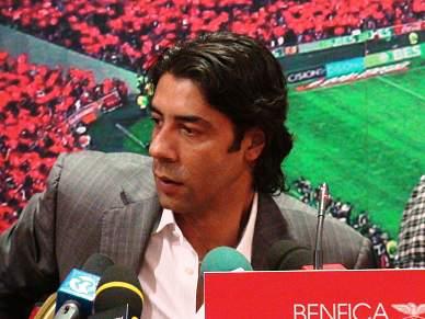 Rui Costa satisfeito por Vítor Pereira assumir erros