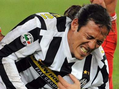 Juventus dispensa Camoranesi