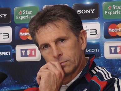 Puel diz que o Lyon fez