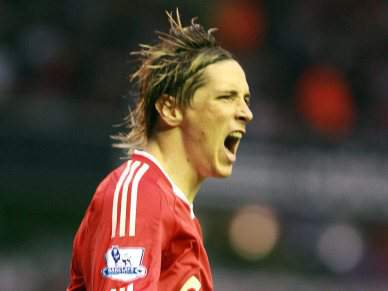 Torres nega estar de saída do Liverpool
