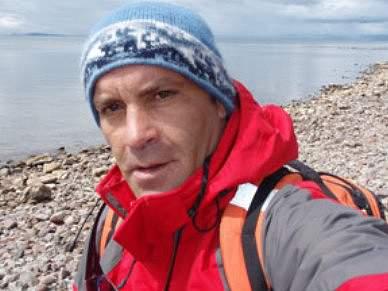 Luís Bettencourt no Kilimanjaro pelos Açores