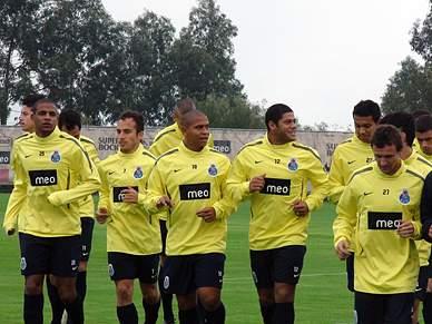 FC Porto prepara recepção ao Rio Ave