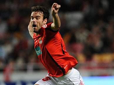 Jorge Ribeiro pode ser reforço em Janeiro