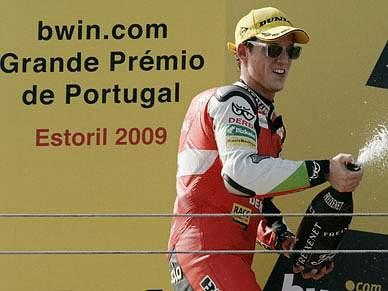 Espargaro soma segundo triunfo da época em 125 cc
