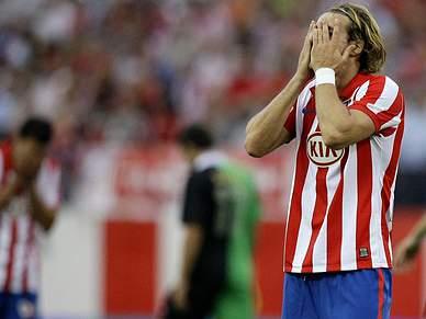 Atlético Madrid sofre goleada