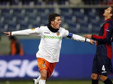 Valência e Anderlecht no lote dos 32 qualificados