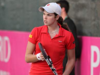 Maria João Koehler derrotada por Julia Mayr na final do Vale Lobo Ladies Open