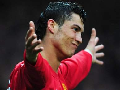 Cristiano Ronaldo é o mais procurado no Google