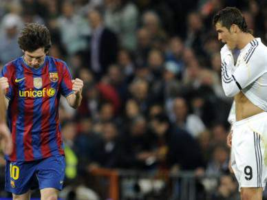 Messi ganha no duelo das apostas
