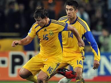 Ucrânia com um pé no play-off
