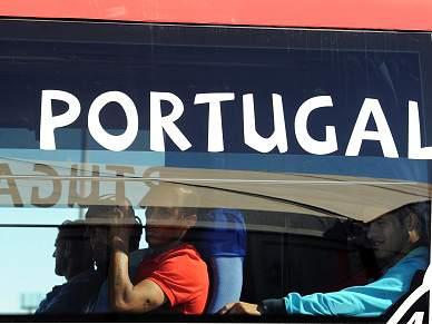 Selecção já está em Lisboa