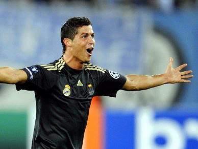 Ronaldo por 3 milhões/dia