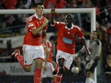 Benfica em exame para igualar Sp. Braga