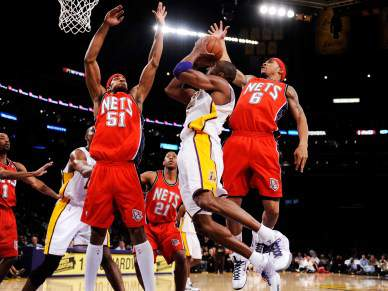 New Jersey Nets conseguem quinta vitória