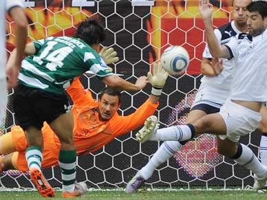 Leões empatam com Tottenham 2-2