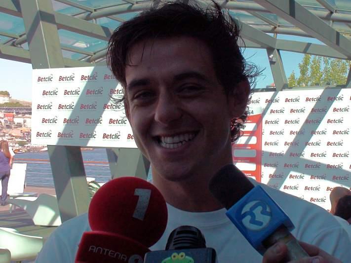 Tiero e Paulo Arantes regressam às escolhas de Paulo Alves