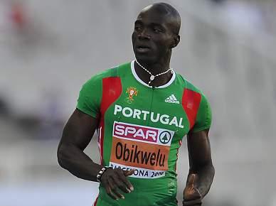 Obikwelu quer chegar à final dos Jogos Olímpicos