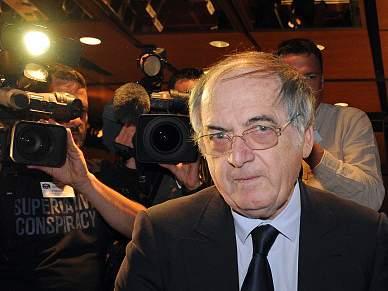 Noel Le Graet eleito presidente da federação francesa de futebol