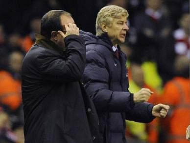 Arsenal vence Liverpool por 2-1