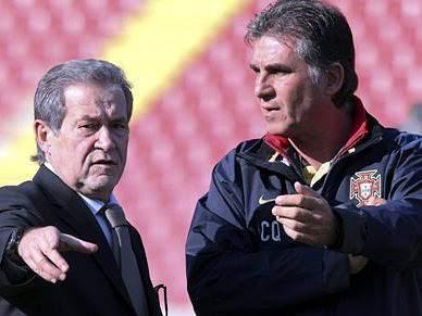 Madaíl reunido com Queiroz para tentar desfecho amigável