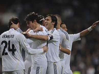 Real Madrid bate Espanhol por 3-0