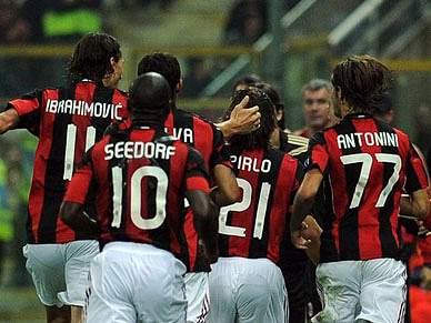 AC Milan bate Bolonha
