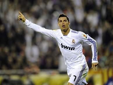 Ronaldo é o principal alvo do Manchester City