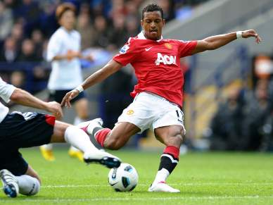 Nani marca no empate do United