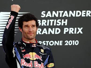 Mark Webber pondera fim da carreira em 2011