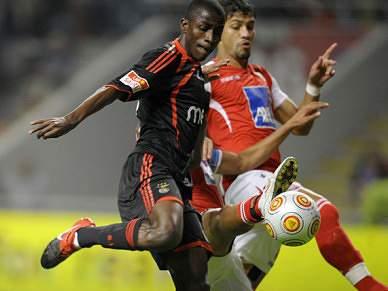 Números da história dão vitória ao Benfica