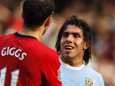 Tevez quer regressar ao Manchester United