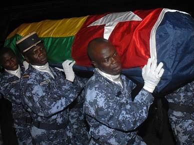 Togo homenageia as duas vítimas mortais do ataque em Cabinda