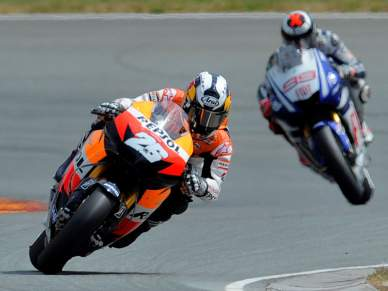 Dani Pedrosa conquista MotoGP da Alemanha
