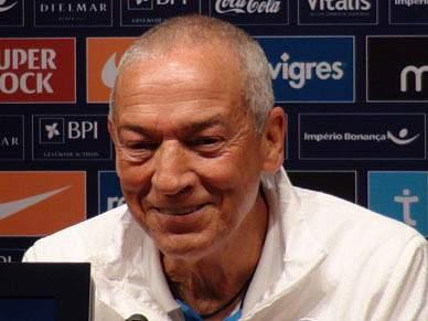 Jesualdo ainda não pensa no Benfica
