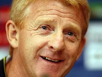 Gordon Strachan é o novo treinador