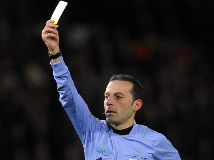 Cuneyt Çakir dirige Benfica-Juventus
