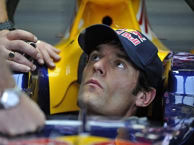 Webber prolonga contrato até 2011