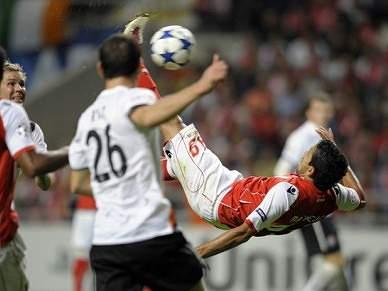 Sporting de Braga à procura da qualificação na Ucrânia